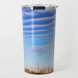 Blue Sky Toronto Travel Mug
