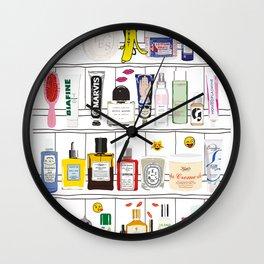 My Original Dream Shelf Wall Clock