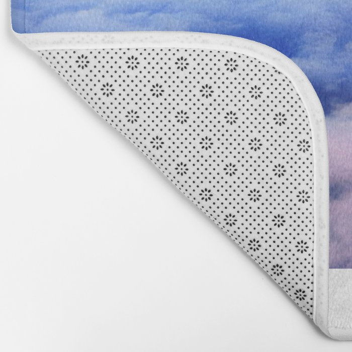Dream Clouds Bath Mat