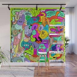 the ugliest moco Wall Mural