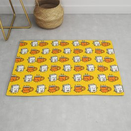 Nerdy and Hottie Rug