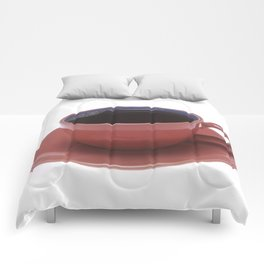 Cup of Coffee Comforters