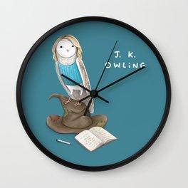 J. K. Owling Wall Clock