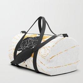 Black Rose Inktober :: Your Psyche Duffle Bag