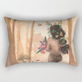 Nothing Dies Here Rectangular Pillow