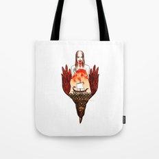 Metamorphoses of Philomela Tote Bag