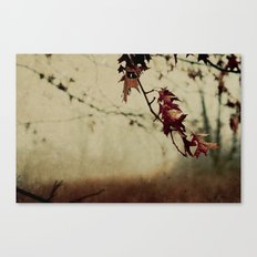 Knowing When to Let Go Canvas Print