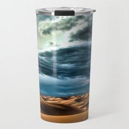 California's Desert Travel Mug