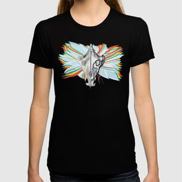 Hyena with Star Explosion T-shirt