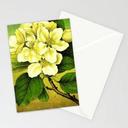 Apple Branch Stationery Cards