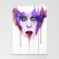 mad Stationery Cards featuring MAD by Arthur Braud