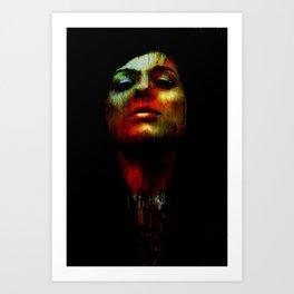 Transgression Art Print