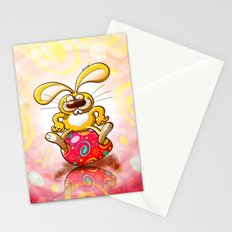 Proud Easter Bunny Stationery Cards