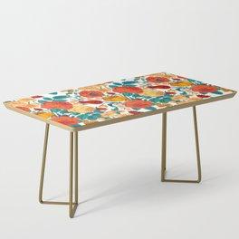 Vintage flower garden Coffee Table