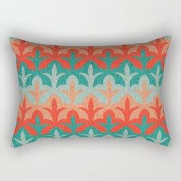 Citrous Flora Rectangular Pillow