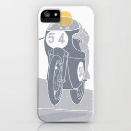 54 iPhone Case