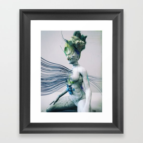 Nebbia Framed Art Print