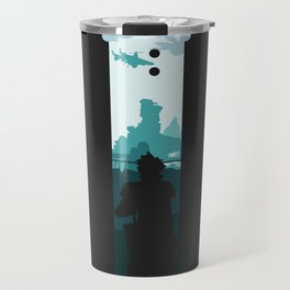 The Buster Sword Travel Mug