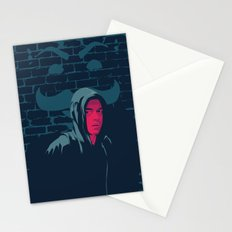 Mr. Robot - series poster Stationery Cards