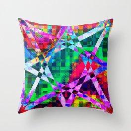 TIMESPACE Throw Pillow
