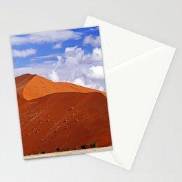 Beautiful Namib desert, Namibia Stationery Cards