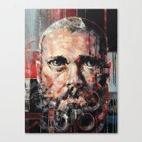 danny ivan Canvas Prints featuring Ivan by Arthur R Piwko (picpoc)