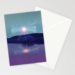 Futuristic Visions 01 Stationery Cards