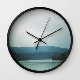 Lakefront Wall Clock