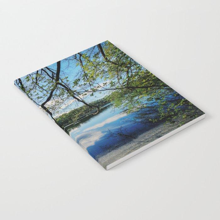 Pond Views Notebook