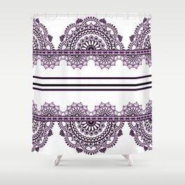 Border Shower Curtain