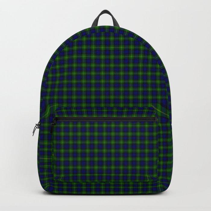 Gordon Tartan Backpack