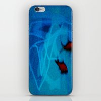 ships iPhone & iPod Skins featuring FISH&SHIPS by lucborell