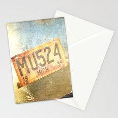 Michigan 1939 Stationery Cards