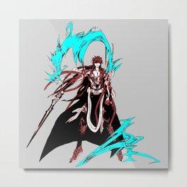 Ren Kouen Djinn Equip Astaroth Metal Print