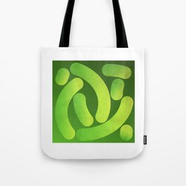 Nest of Greens Tote Bag