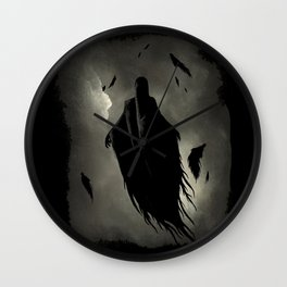 Dementors - HarryPotter | Painting Wall Clock