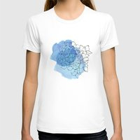 hydrangea T-shirts featuring hydrangea by morgan kendall
