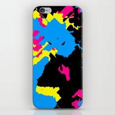 ColorQuake iPhone & iPod Skin