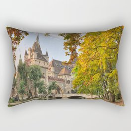 Magic Castle Rectangular Pillow