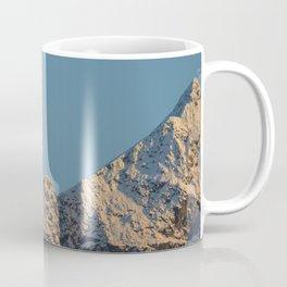 Moon Over Pioneer Peak - II Coffee Mug