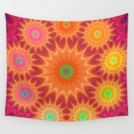 Children of the Sun Wall Tapestry
