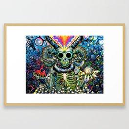 Atlantean Arbitrium Framed Art Print
