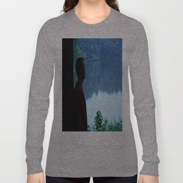 Soul Searching Reflections Long Sleeve T-shirt