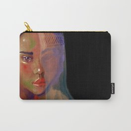 Woman, veiled. Carry-All Pouch