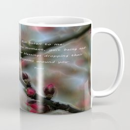 Poem from Rumi 2 Coffee Mug
