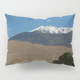 Great Sand Dunes and Mount Herard Pillow Sham