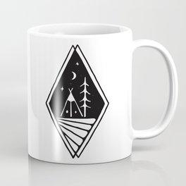 Night Camp Coffee Mug
