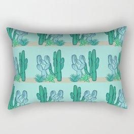 Cactus III Rectangular Pillow