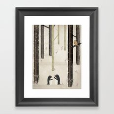 your my favourite Framed Art Print