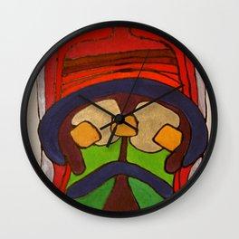 Cosmopoliton in the Universe Wall Clock